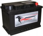 Autobaterie AK power 12V 74Ah 680A