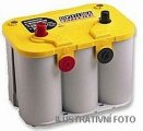 Autobaterie Optima Yellow Top S-4.2, 55Ah, 12V