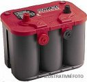 Autobaterie Optima Red Top F-4.2, 50Ah, 12V